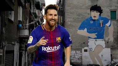 Наполи – Барселона: анонс матча 1/8 финала Лиги чемпионов