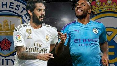 Реал – Манчестер Сити: анонс матча 1/8 финала Лиги чемпионов