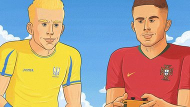 Украина – Португалия: Зинченко борется за выход в финал альтернативного Евро-2020 – онлайн-трансляция