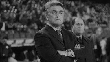 Помер екс-тренер Реала та Барселони Антіч – він брав Прімеру з Атлетіко