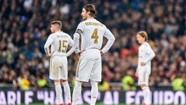 Зарплата гравців Реала залежить від відновлення сезону – клуб пропонує два сценарії