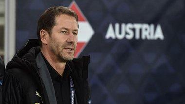 Австрия продлила контракт с главным тренером – она сыграет с Украиной на Евро-2020