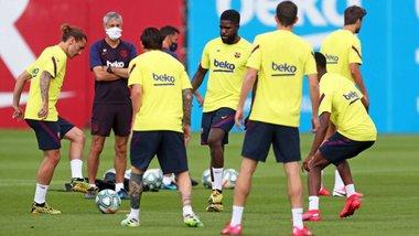 П'ять гравців Барселони здали позитивний тест на коронавірус