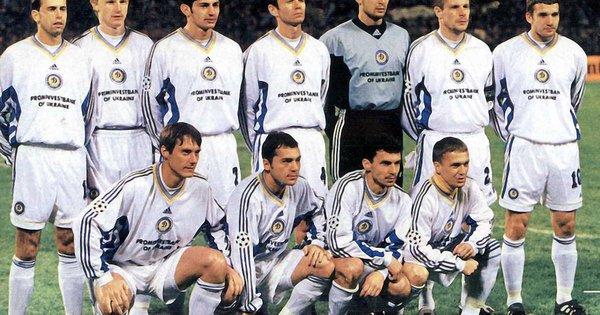 Состав команды фк барселона 1999 года