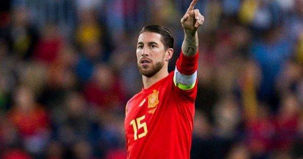 Капітан збірної Іспанії Серхіо Рамос не планує завершувати кар єру у  збірній та прагне поїхати на наступний чемпіонат світу у Катар.