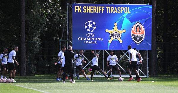 Шахтар оголосив заявку на двобій з Шерифом у Лізі чемпіонів – без Коноплянки і 3-х гравців основи — Футбол 24