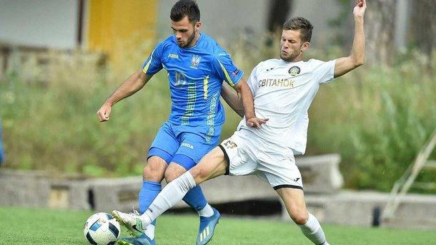 Булеца: Україна U-19 хоче пройти якомога далі на Євро-2018