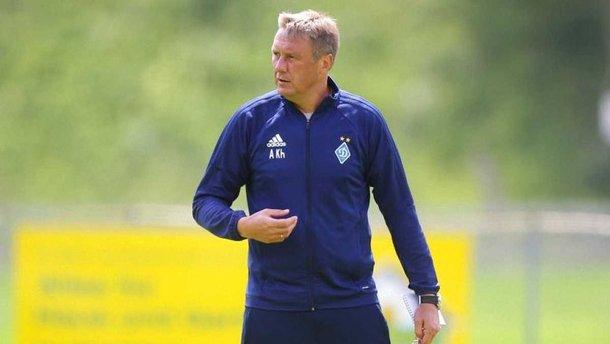 Хацкевич: У Динамо завдання на сезон не змінювалися і ніколи не зміняться