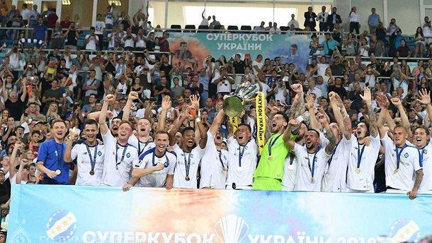 Суперкубок України 2018 Шахтар – Динамо: Пятов безглуздим фейлом дарує киянам гол