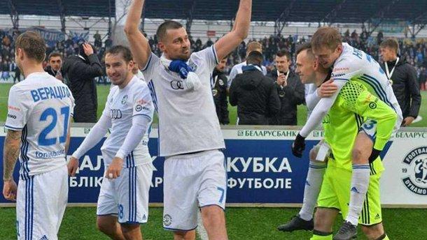 Тренер Динамо Брест прокоментував скандальний відхід Мілевського з клубу