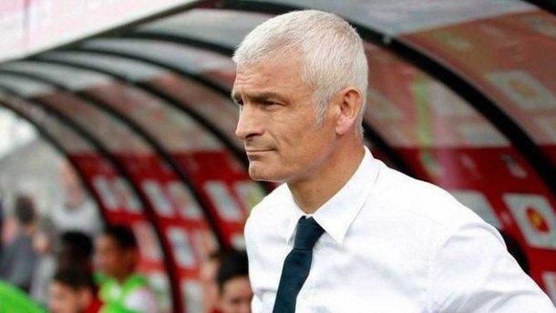 Президент Арсенал-Київ Піріч: Гадаю, прийшов час змін на посту головного тренера