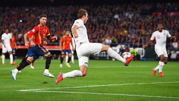 Головні новини футболу 15 жовтня: Англія на виїзді обіграла Іспанію, збірна України готується до важливої гри Ліги націй