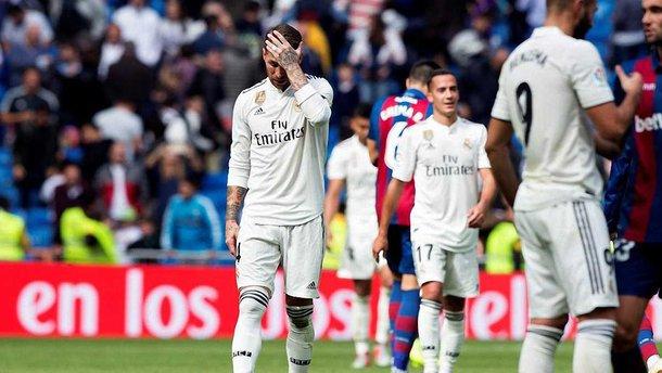 Рамос розповів, чи допоможе Реалу зміна тренера