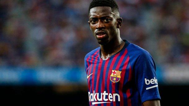Арсенал хоче допомогти Барселоні, забравши у каталонців Дембеле