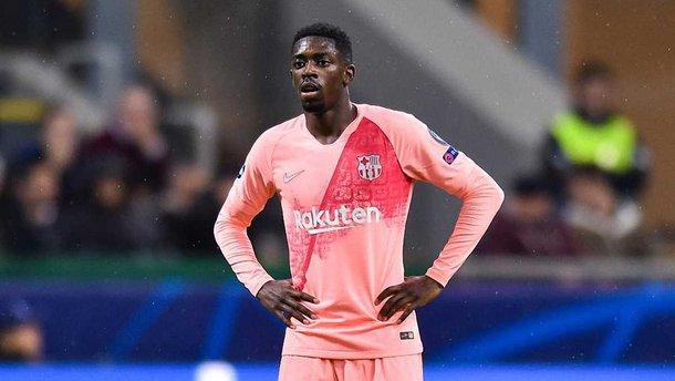 Арсенал и Ливерпуль сделали запрос по Дембеле – Барселона не собирается отпускать француза
