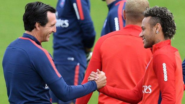Неймар несподівано похвалив Емері за роботу в Арсеналі – вони конфліктували в ПСЖ