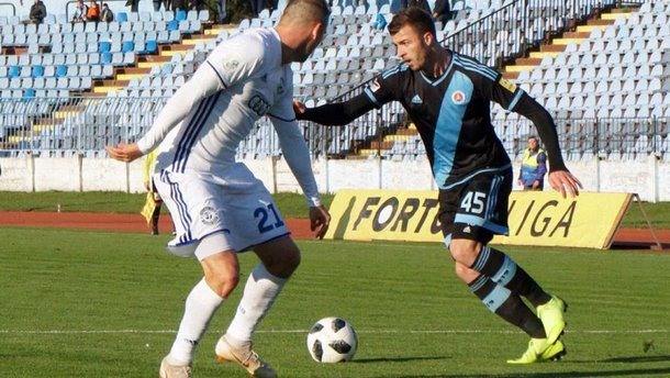 Гол Хобленка не допоміг Динамо Брест уникнути поразки від Слована