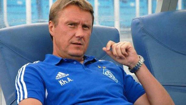Петряк: Хацкевич не взяв мене на перегляд, коли тренував дубль Динамо