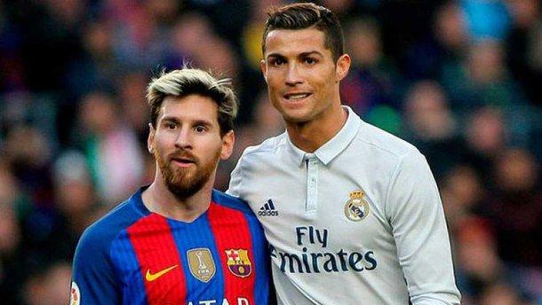 """""""Можливо, Мессі не вистачає мене"""", – Роналду закликав аргентинця перебратися в Серію А"""