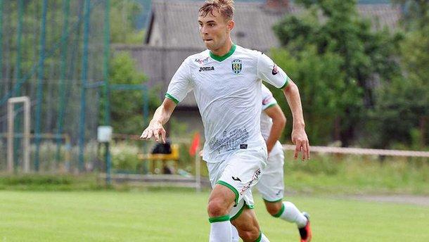Захисник Карпат Лебеденко вибачився перед вболівальниками за гру команди у першій половині сезону