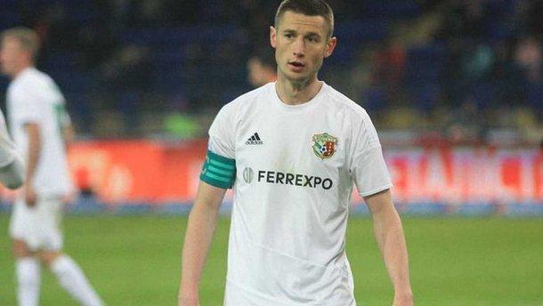 Капітан ВорсклиЧеснаков назвав причини розгромної поразки в матчі Ліги Європи зі Спортінгом