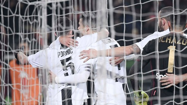 Торіно – Ювентус – 0:1 – відео гола та огляд матчу