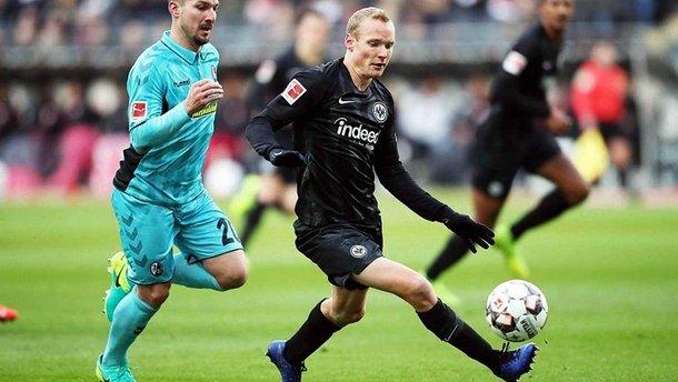 Айнтрахт – Фрайбург – 3:1 – відео голів та огляд матчу