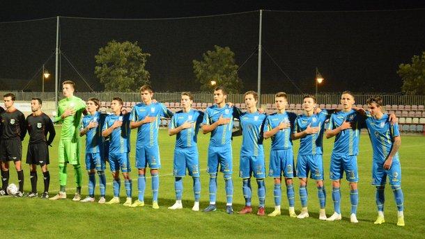 Україна U-18 зіграє в турнірі Slovakia Cup