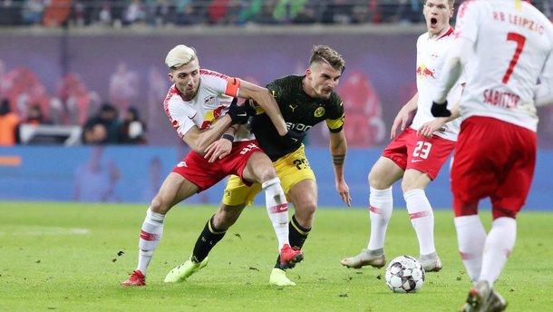 РБ Лейпциг – Борусія Д – 0:1 – відео гола та огляд матчу