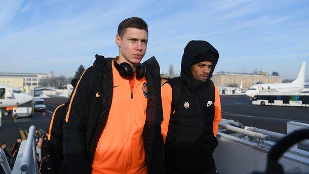Шахтар взяв на збір до Туреччини 27 футболістів, Соломон приєднається до команди пізніше