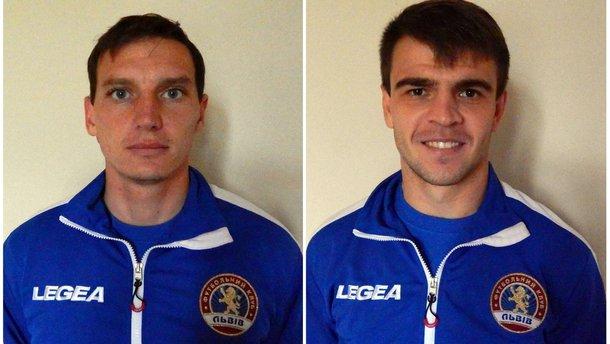 Насонов та Фатєєв стали гравцями Львова