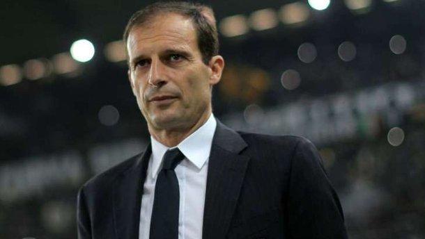 Аллегри назвал причину поражения Ювентуса в матче с Атлетико