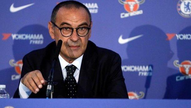 Рома запропонувала Саррі очолити команду