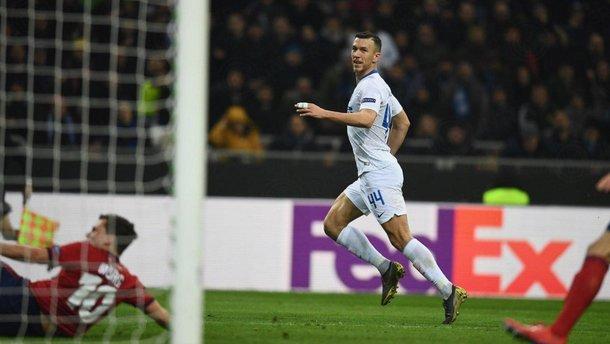 Інтер – Рапід – 4:0 – відео голів та огляд матчу