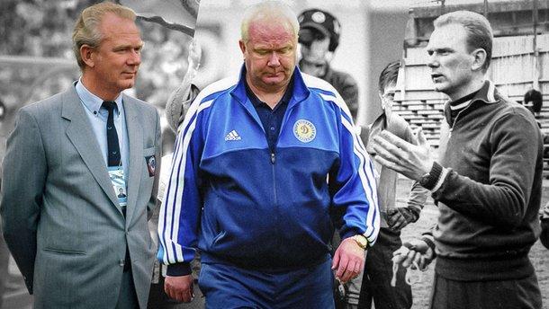 Лобановський потрапив у топ-10 найкращих тренерів в історії за версією France Football