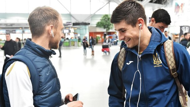 Головні новини футболу 20 березня: збірна України прибула до Лісабона, Коваленко не допоможе команді