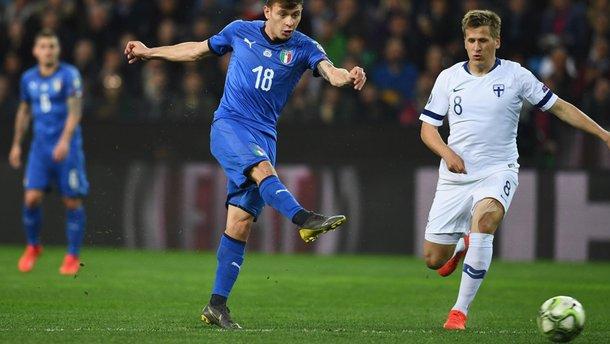 Євро-2020: Італія перемогла Фінляндію – Мойзе Кін відзначився дебютним голом за збірну