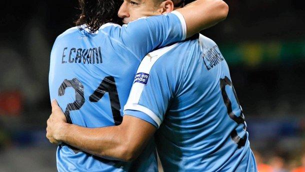 Уругвай – Еквадор – 4:0 – відео голів та огляд матчу