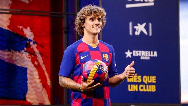 Федерация футбола Испании открыла дело против Гризманна и Барселоны
