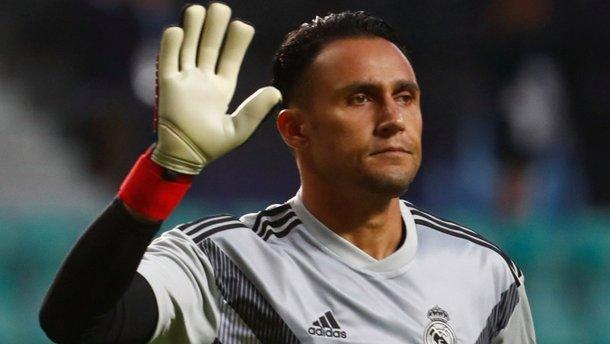 Навас попросив Реал відпустити його до іншого клубу, – Marca