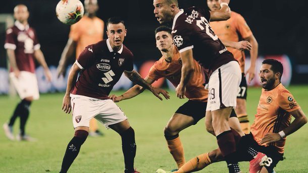 Вулверхемптон здолав Торіно у феєричному центральному матчі плей-офф кваліфікації Ліги Європи