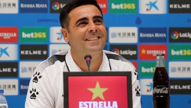 Еспаньйол – Зоря: післяматчева прес-конференція Давіда Гальєго