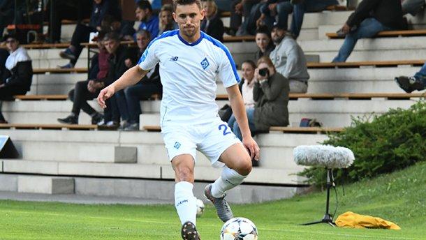 Піваріч зазнав пошкодження у матчі Динамо U-21