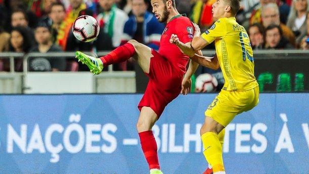 Україна – Португалія: де дивитись матч відбору до Євро-2020