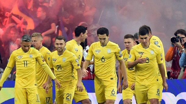 УЕФА назвал ключевого и самого перспективного игроков сборной Украины