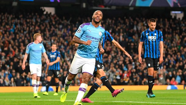 Манчестер Сіті вдома розгромив Аталанту – Маліновський забив перший гол за бергамасків, Стерлінг оформив хет-трик