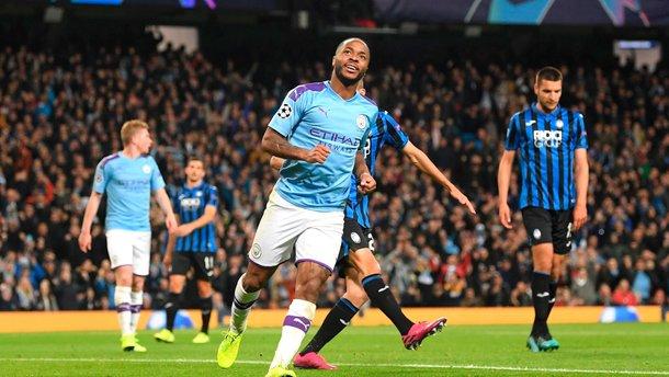 Манчестер Сити дома разгромил Аталанту – Малиновский забил первый гол за бергамасков, Стерлинг оформил хет-трик