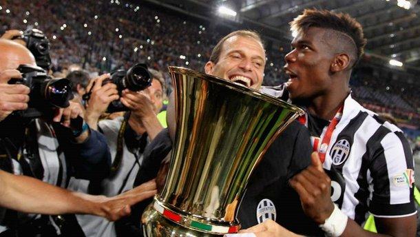 Моджі порекомендував Манчестер Юнайтед призначити Аллегрі