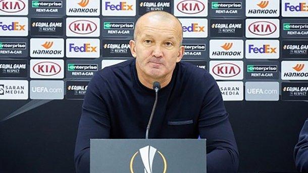 Григорчук посів друге місце в голосуванні за найкращого тренера чемпіонату Казахстану
