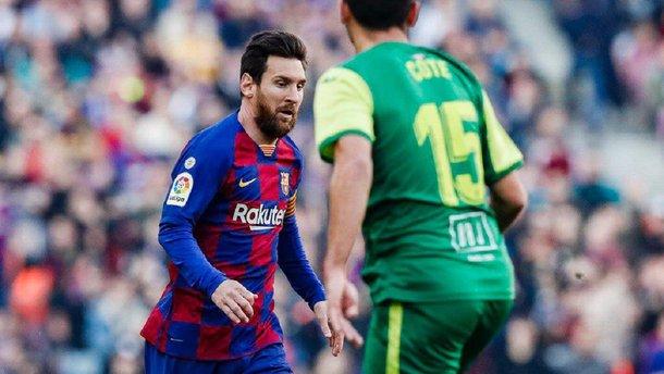 Барселона завдяки покеру Мессі знищила Ейбар, Реал Сосьєдад принизив Валенсію: 25-й тур Ла Ліги, субота